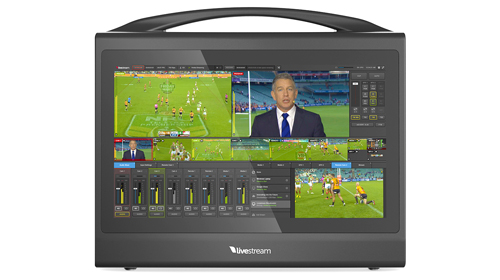 tricaster rental company that rents tricasters in london tricaster freelance vision mixer rental to stream to facebook live