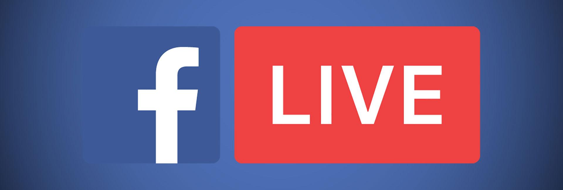 facebook webcasting company