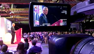 tedx filming company to stream conference to facebook webcast company based in cambridge video production london streaming company uk
