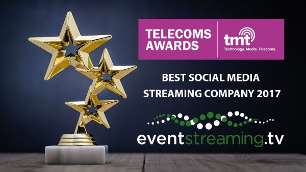 Social Media Streaming Company best webcasting company uk best streaming company london