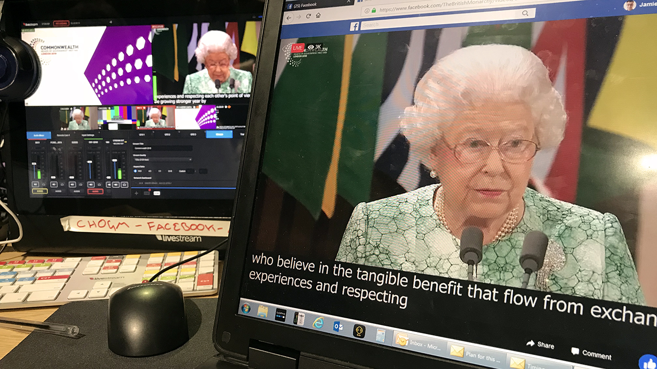 webcast live professional facebook live government webcast agency video production film event webcasting 360