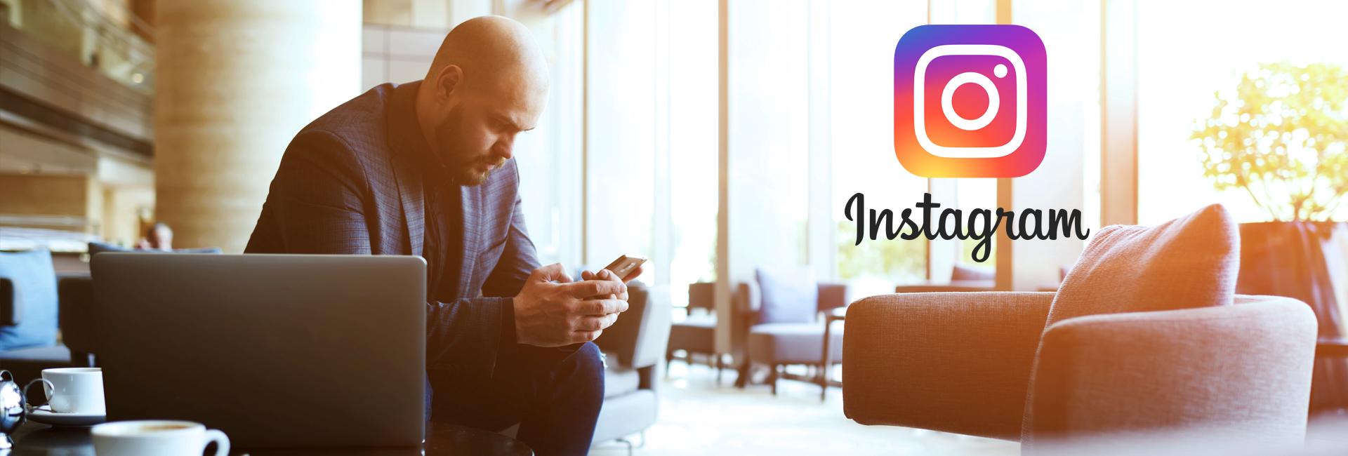 Instagram webcasting company