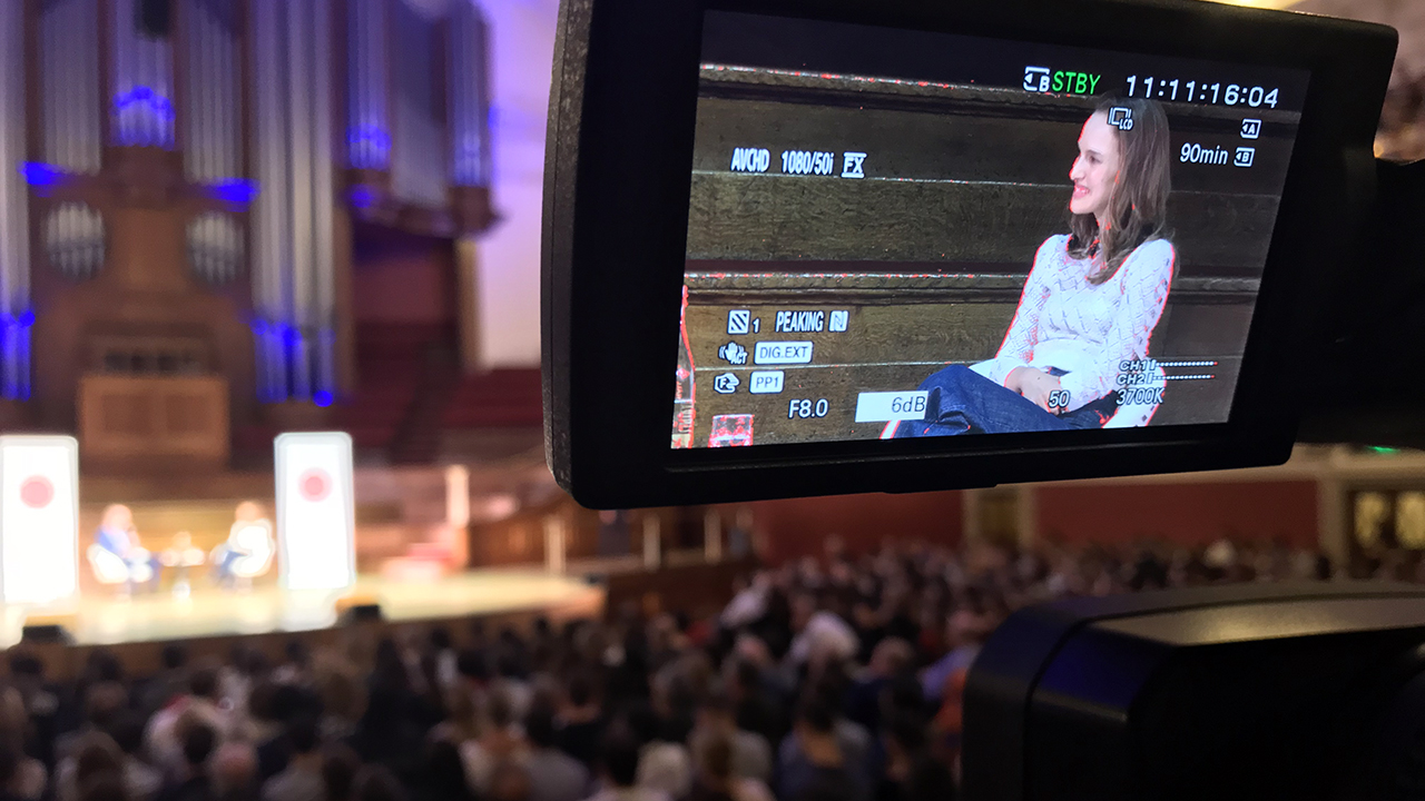 cinema webcast event filming company webcast production wavefx event streaming to facebook live youtube webcasting company